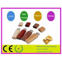 Quality bestseller wooden usb flash drive AT-101H for sale