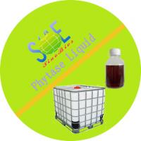 Quality 10000u/mL Light Brown Animal Feed Enzymes Phytase Liquid No.Szym-PHY10L for sale