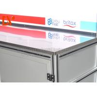 Quality Stainless Panels Esd Workbench Top Anti Static Customer Size Simple Design for sale