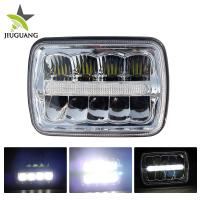 Buy cheap Square 5x7 Led Headlights 6000 K Color Temperature DOT Emark Approved from wholesalers