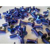 Quality DIN titanium torx screws/bolts and nuts/wheels bolts titanium ti 6al 4v/motorcycle equip for sale