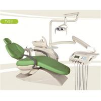 Quality Three Way Syringe Electric Dental Chair Computer Controlled Dental Unit for sale