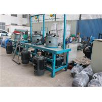 Quality Adjustable Speed Straight Line Wire Drawing Machine , PLC Control Metal Drawing Machine for sale