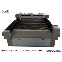 Buy cheap Gray Color Laser Metal Cutting Machine with Ruida Control System 1300mm x 2500mm from wholesalers