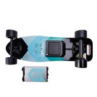 Quality High Powered Electric Skateboard Trucks 9 Layers Maple Deck Material , 100kg Max Load for sale