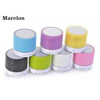 China Night Light LED Music Bluetooth Speaker Subwoofer Multicolor For Mobile Phone on sale