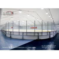Quality Roof Cover 850g/Sqm Sports Halls Marquees Tent For Ice Hockey for sale