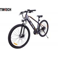 China TM-KV-2910 29 Inch 27 Speed Electric Mountain Bike Full Covered Battery 250W Motor on sale