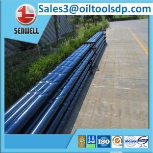 "China API standard AISI 4145H Mod 6-1/2"" spiral drill collar on sale"