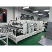 Quality 1300mm 3/6 Station PP Honeycomb Bubble Guard Creasing Machine for Pallet Sleeve Pack for sale