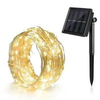 Buy cheap Battery Powered Solar Powered Outdoor String Lights Decorations Waterproof Lamp from wholesalers