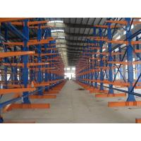 Quality Light duty steel structural Cantilever Racking Systems for storing irregular items for sale