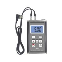Quality Aluminum Alloy Housing Ultrasonic Thickness Meter TG-8818 With Large Screen LCD for sale