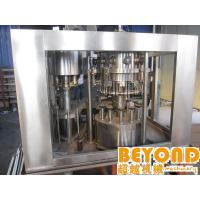 Quality Custom Automatic glass bottle Beer Filling Machine with conveying system controls for sale
