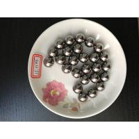 Buy cheap 7/16'' Chrome Steel Balls / Durable Precision Ball Bearing Balls from wholesalers