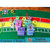 Quality Manufacturer Custom RFID Chip Poker Club VIP Clay Texas Chip Independent Identification ID Number for sale