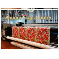 Quality 1800DPI Textile Digital Printing Machine Large Format Dye Sulimation Ink Printer for sale