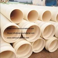 China Sell PVC Water Pipe - PVC Pipe and Tube for Water Supply info@wanyoumaterial.com on sale