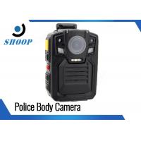 Quality Wifi Body Worn Video Recorder IP67 Waterproof Grade For Police Officer for sale