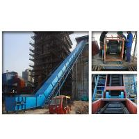China Cleated Conveyor Belt , Sidewall Belt Conveyor Excellent Longitudinal Flexibility on sale
