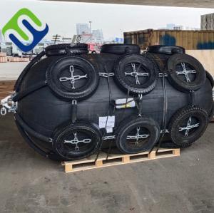 Quality Docking Bumper Pneumatic rubber fender for sale