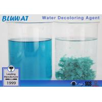 Buy cheap Textile Wastewater Decoloring Agent Water Treatment Purify The Water Remove from wholesalers