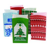 Quality Paper bags 2014 Fancy colorful cotton handle paper bag printed for sale