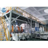 Quality Full Automatic Dry Mix Mortar Production Line 8 - 25T Per Hour With PLC Control System for sale