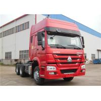 Quality SINOTRUK HOWO 10 Wheeler Tractor Head 6x4 420HP 371HP Heavy Duty Prime Mover for sale
