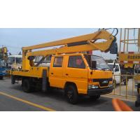 Quality Knuckle Booms / Truck Boom Lift For Reaching Up And Over Machinery for sale