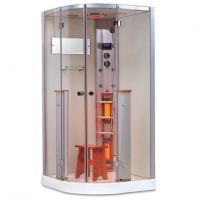 Quality Single Person Steam Shower Room Bath Combo for sale