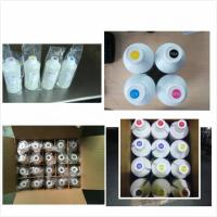 Quality Outdoor Advertising Dye Sublimation Ink For Dx5 / Dx7 Printhead On Garment for sale