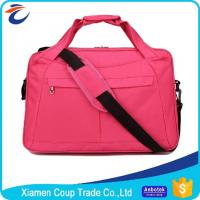 Quality Promotional Custom Printed Bags Oxford Material Women Shoulder Travel Bag for sale
