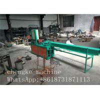 Quality Less trouble and low price Semi - automatic Chain Link Fence Machine manufacturer for sale