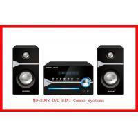 Quality DVD Mini-Combo Systems (MD-2008) for sale