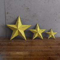 Quality Decorative Nostalgic Outdoor Star Wall Decor Metal Stars For Crafts for sale