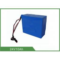 Quality Topband Rechargeable LiFePO4 Battery , Street Light Battery 24V 10Ah for sale