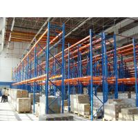 """Quality Measurement Wide106"""" X Depth32"""" X Height157"""" Selective Pallet Racks Loading Weight 13200LBS for sale"""
