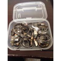 Quality European type hose clamps for sale