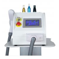 China Portable ND YAG Laser Tattoo Removal Machine on sale