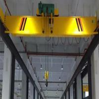 Quality Low Headroom Single Girder Overhead Cranes Workshop 37 - 70 Mm Trail High Lifting for sale