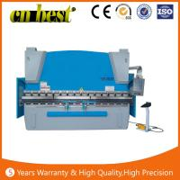 Buy cheap cnc hydraulic press brake for sale from wholesalers