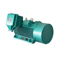 Quality 92.4% High Efficiency Explosion Proof Motors YB2 3552-2 200kW for sale
