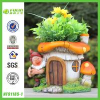 Buy Resin Gnome Flower Planter at wholesale prices