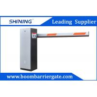 3s High Speed Security Boom Barrier Gate / Swing Arm Gate With Pressure Sensor