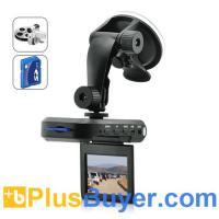 China Mini Car DVR with 2.5 Inch LCD Screen (Motion Detection, 1280x960) on sale