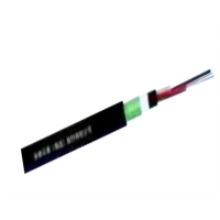 Quality 2 To 144 Cores Loose Tubes Stranded Fiber Optic Cable For Direct Burial GYTA53 for sale