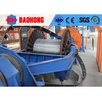 Quality 1+3 Skip Cable Laying Machine For 1250 1600 1800 Cable Drums 1+4 1+5 for sale