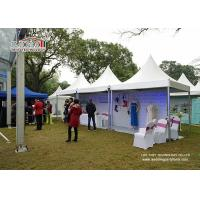 Quality Durable Gazebo Canopy Tent For Booth  ,  Celebration Easy To Install And Transport for sale