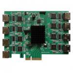 8-Channel HDMI Encoder, H.264 encoding Live Broadcast Device, 1280*720P@50/60Hz,